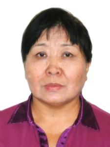 Алкебаева Дина Алькебаевна