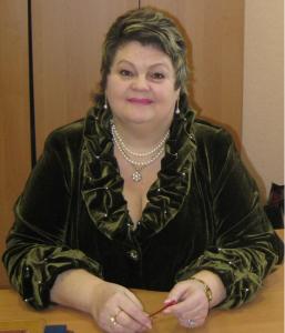 Стефановская Татьяна Александровна
